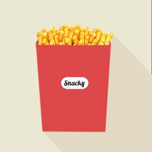 Zak frites