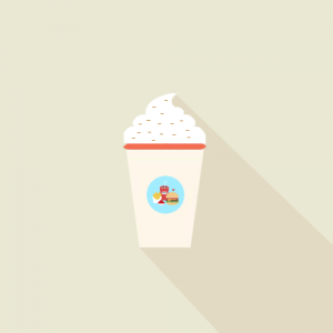 Snacky ijsje oreo/stroopwafel